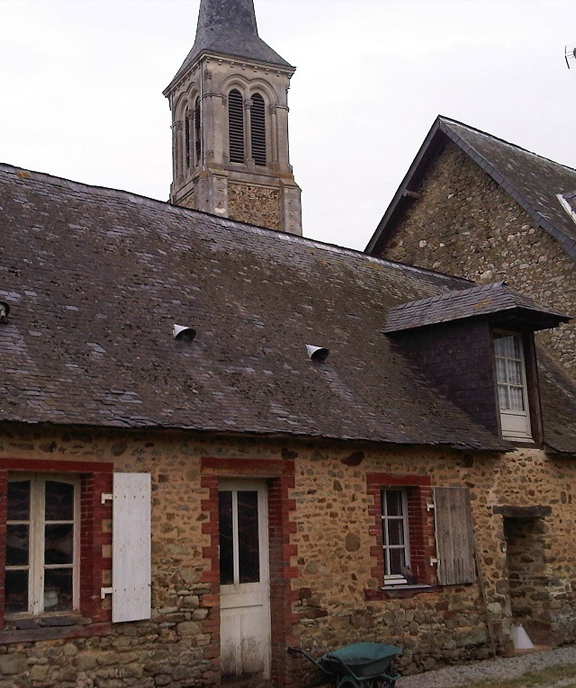 Désert Toiture Couvreur Pouance Avant 308